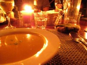 Jamaican Coconut Pumpkin Soup