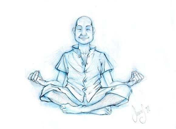 meditation_pose_by_ofirbr-d58wodj