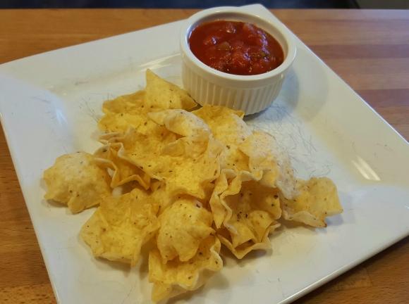 chips and salsa oknamaste