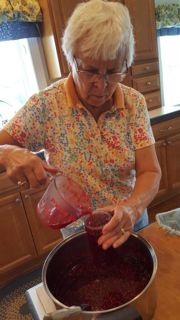 grandma canning jam oknamaste