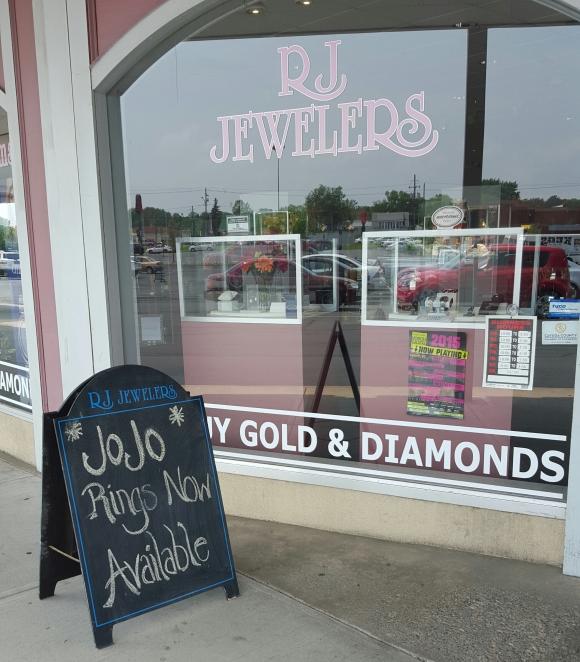 window shopping rj jewelers oknamaste